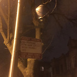 Street Light Out Complaint at 1235 W Newport Ave