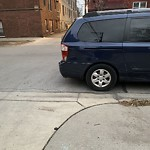 Abandoned Vehicle Complaint at 4056 N Troy St, Chicago Il 60618, United States