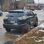 Abandoned Vehicle Complaint at 2970–2984 E 95th St, Chicago, Il 60617, United States